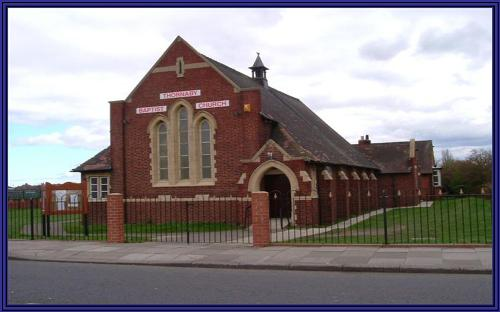 Thornaby Baptist Church UK