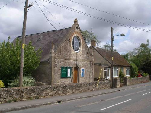 Ducklington Baptist Church Photo
